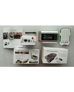 WiFi-104 WiFi RF wireless remote control iOS Android 4 channels RGBW RGBY RGBA LED controller
