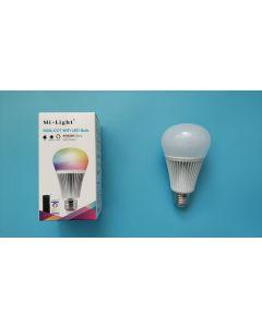 YB1 MiLight Alexa voice control 9W RGB+CCT WiFi LED light bulb