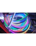 24V 20 meters 1200 LEDs IP67 waterproof WS2811 RGB 5050 LED neon light ribbon