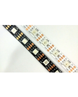5V 5 meters 300 LEDs IP20 non-waterproof CS1808 integrated effects RGB 5050 light strip