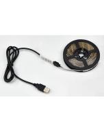 5V 5 meters 300 LEDs IP65 glue waterproof USB power SMD RGB 3528 LED light strip