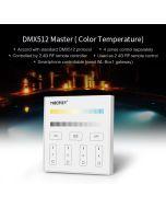 MiBoxer X2 MiLight 2 channels DMX512 RDM master controller touch panel
